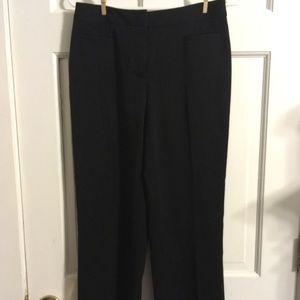 Liz Claiborne Petite Black Pants
